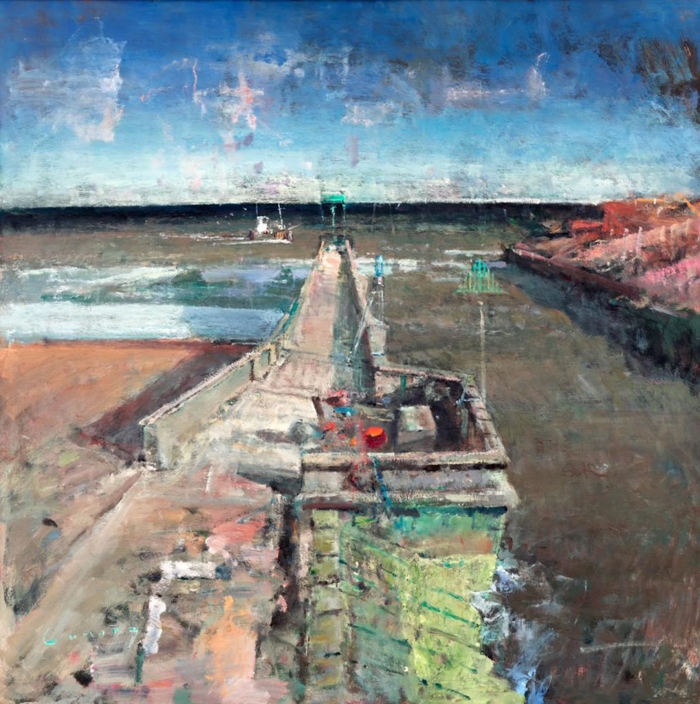 Fred Cuming RA Exhibition at Bridgepoint, Rye